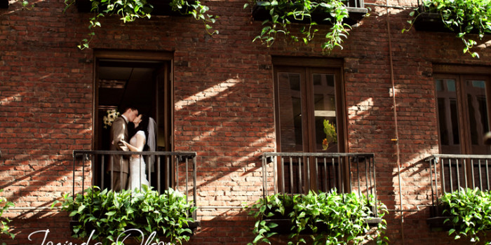 A Seattle Summer Wedding - Todd and Angeline
