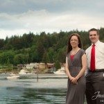 Gig Harbor Engagement Photographer – Luke and Stephanie